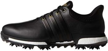 Adidas Tour 360 Boost Wide core black/gold metallic