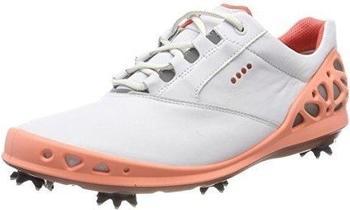 Ecco Golf Cage Women (102023) white/coral