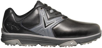 Callaway Chev Comfort Mens Golf Shoes schwarz (38M585BLK20)