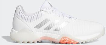 Adidas CodeChaos Cloud White/Silver Metallic/Signal Coral