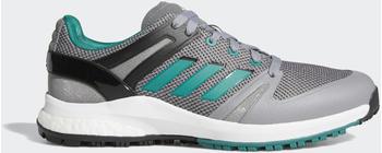 Adidas EQT Spikeless Wide Golfschuh Grey Four/Sub Green/Core Black
