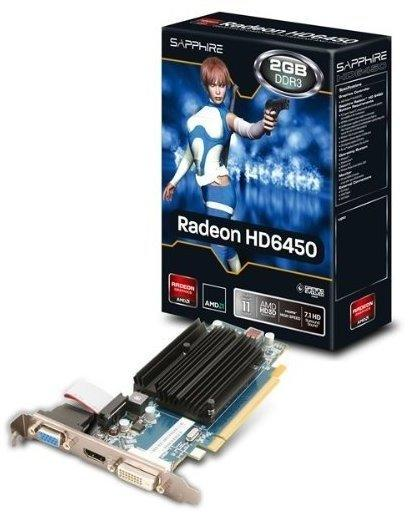 Sapphire Radeon HD 6450 2048MB DDR3