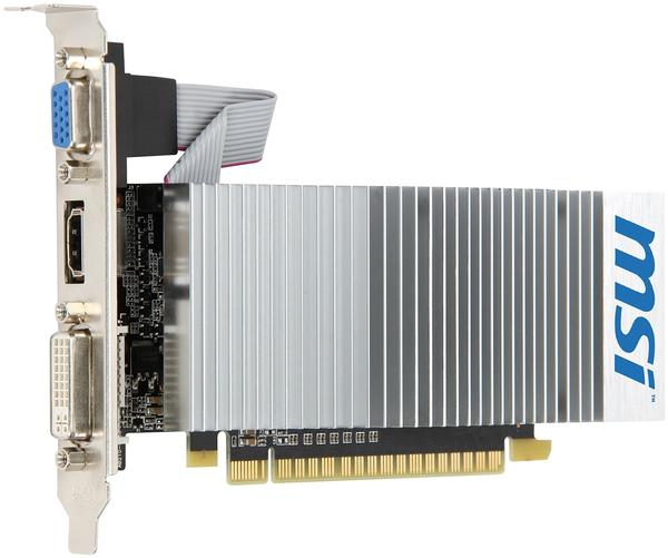 MSI N210-MD1GD3H/LP (1024MB)