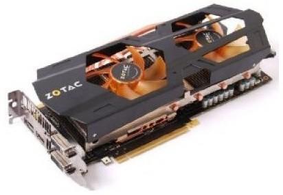 Zotac Geforce Gtx670 AMP! Edition 2 GB