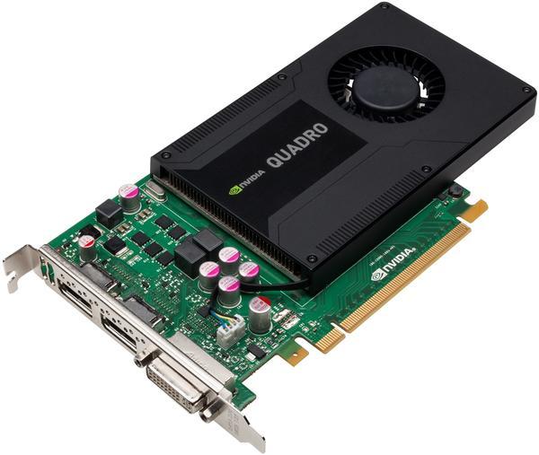 Lenovo Quadro K2000 2 GB