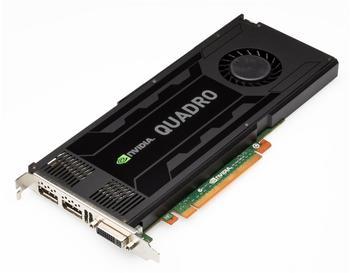 Fujitsu Quadro K4000 3 GB