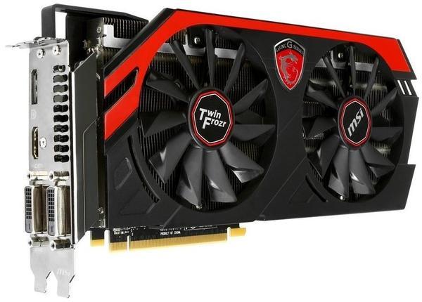 MSI R9 290X BF4 4 GB