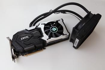 Powercolor Radeon R9 390X Devil 8GB