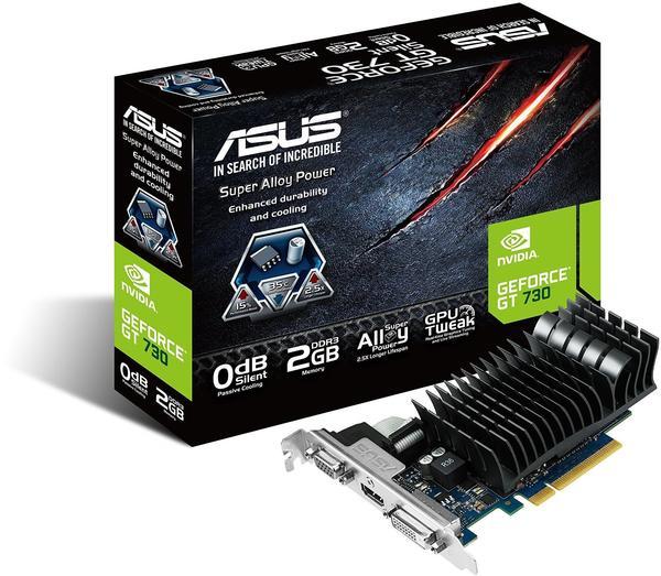 Asus GT730-SL-2GD3-BRK (2048MB)