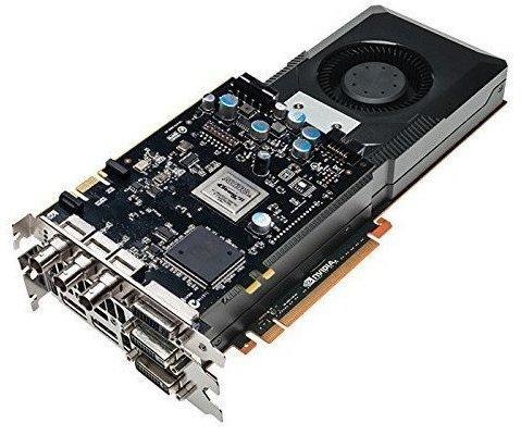 PNY Quadro K6000 SDI I/O 12GB GDDR5 (VCQK6000SDI-IO-PB)