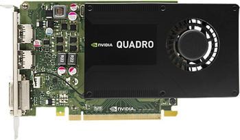 Fujitsu Quadro K2200 4096MB GDDR5