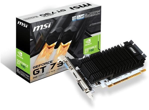MSI N730K-2GD3H/LP (2048MB)