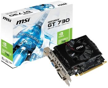 MSI N730-2GD3V2 (2048MB)