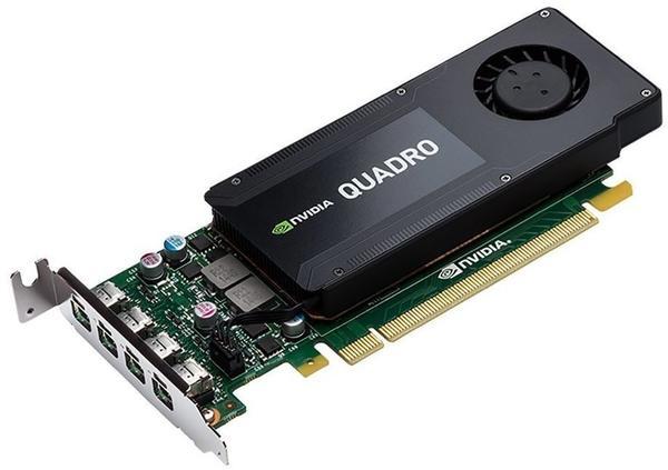 PNY Quadro K1200 Adapter 4096MB GDDR5