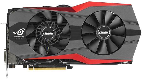 Asus MATRIX Radeon R9 290X 4GB GDDR5 1000MHz (90YV05D1-M0NA00)