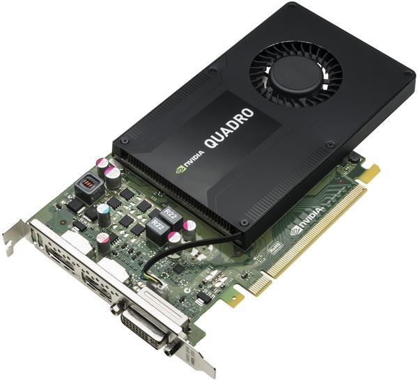 HP Quadro K2200 4096MB GDDR5