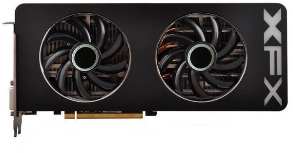 Pine Technology Radeon R9 290 Black Edition Double Dissipation 4GB GDDR5 980MHz (R9-290A-EDBD)