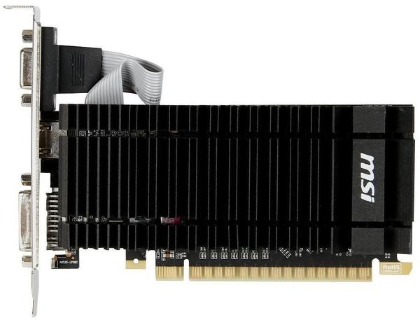 MSI GeForce GT 610 1GB GDDR3 700MHz (V809-677R)