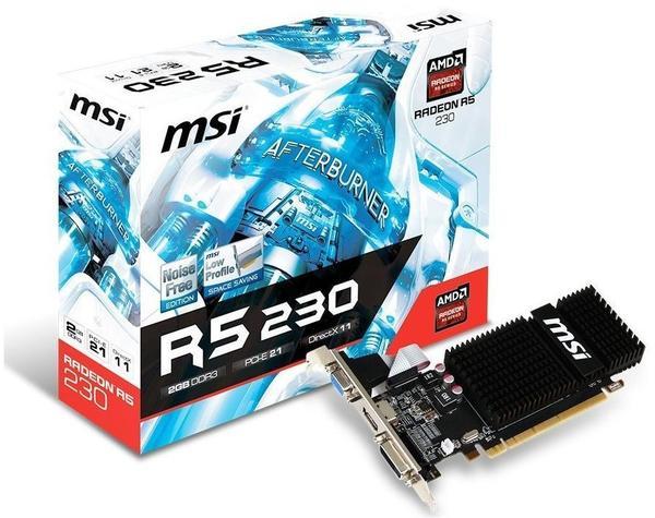 MSI R5 230 2GD3H LP (2048MB)