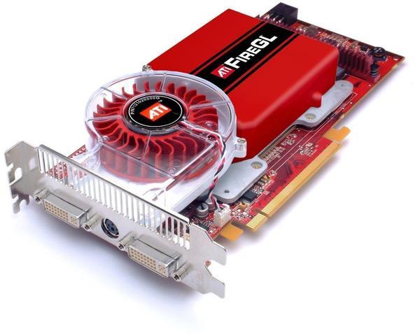 ATI Fire GL V7300 (100505144)