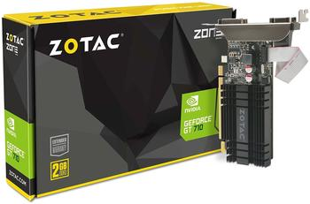 Zotac GeForce GT 710 2048MB DDR3