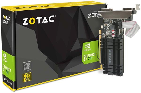 Zotac GeForce GT 710 2048MB DDR3