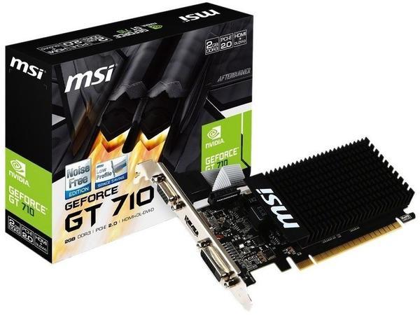 MSI GT 710 2GD3H LP (2048MB)