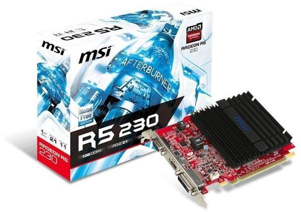 MSI R5 230 1GD3H LP (1024MB)