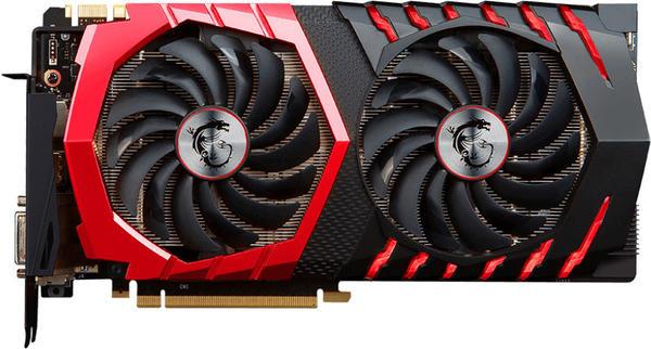 MSI GeForce GTX 1080 Gaming X 8GB GDDR5X 1607MHz (GTX 1080 GAMING X 8G)