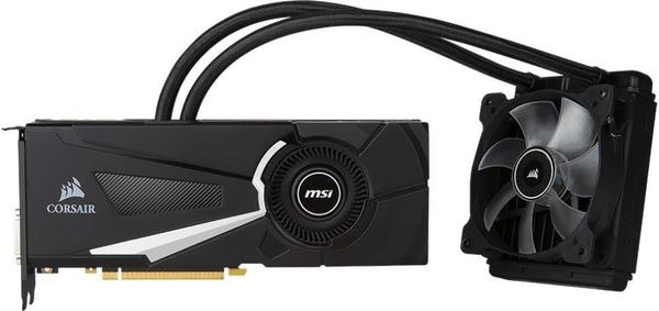 MSI GeForce GTX 1070 Sea Hawk X 8192MB GDDR5