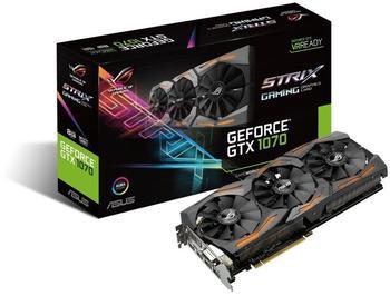 Asus ROG STRIX GeForce GTX 1070 8G Gaming 8GB GDDR5 1506MHz (90YV09N2-M0NA00)