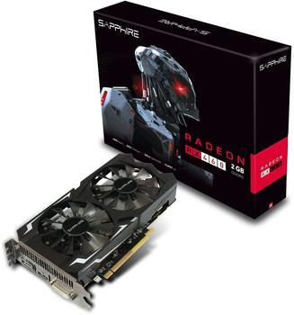 Sapphire Radeon RX 460 2048MB GDDR5