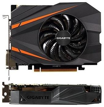 GigaByte GeForce GTX 1070 Mini ITX OC 8G (8192MB)