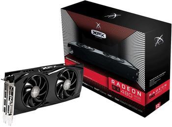 XFX Radeon RX 480 Hard Swap Black Edition 8192MB GDDR5