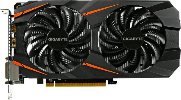 GigaByte GeForce GTX 1060 WINDFORCE OC 6G (6144MB)