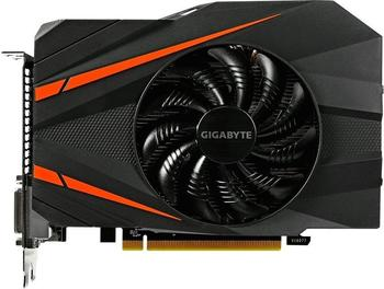 GigaByte GeForce GTX 1060 Mini ITX OC 6G (6144MB)