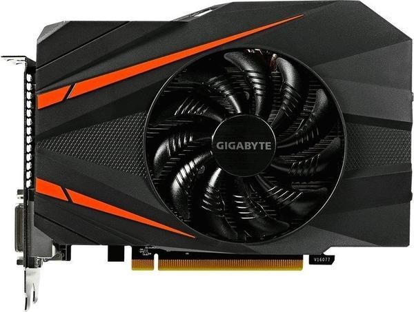 GigaByte GeForce GTX 1060 Mini ITX OC 6G (6144MB)