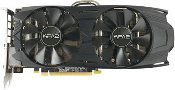 KFA² GeForce GTX 1060 EX OC 3072MB GDDR5 (60NNH7DVM6OK)