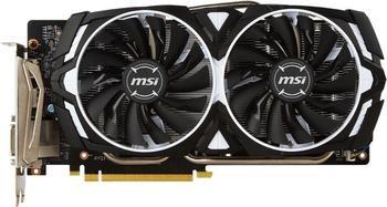 MSI GeForce GTX 1060 Armor OC V1 6144MB GDDR5
