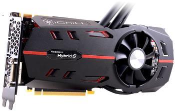 Inno3D GeForce GTX 1070 iChill Black Accelero Hybrid S 8192MB GDDR5