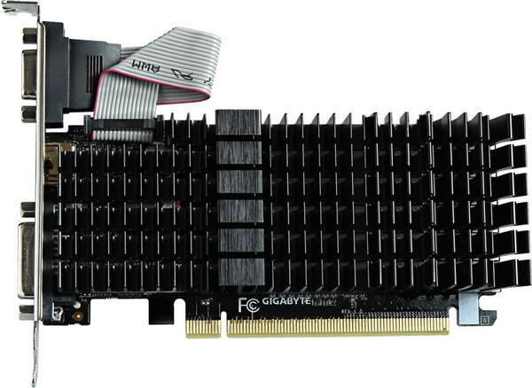GigaByte GV-N710SL-1GL (rev. 2.0)(1024MB)