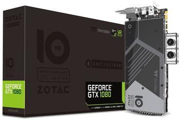 Zotac GeForce GTX 1080 ArcticStorm Thermaltake 10 Year Anniversary Edition 8192MB GDDR5X