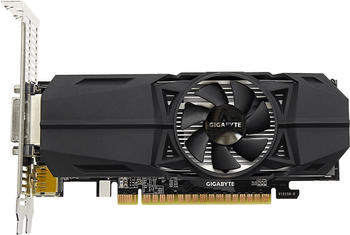 GigaByte GeForce GTX 1050 Ti OC Low Profile 4096MB GDDR5