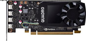 PNY Quadro P1000 DVI 4096MB GDDR5