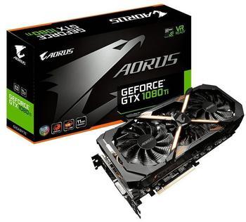 Gigabyte AORUS GeForce GTX 1080 Ti 11GB GDDR5X 1569MHz (GV-N108TAORUS-11GD)