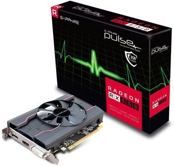 Sapphire Radeon RX 550 2GB GDDR5