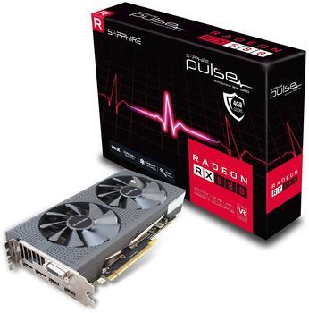 Sapphire Radeon RX 580 PULSE 4GB GDDR5