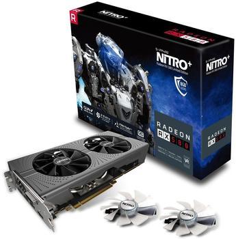 Sapphire NITRO+ Radeon RX580 8GD5 Limited Edition 8GB GDDR5 1450MHz (11265-00-40G)