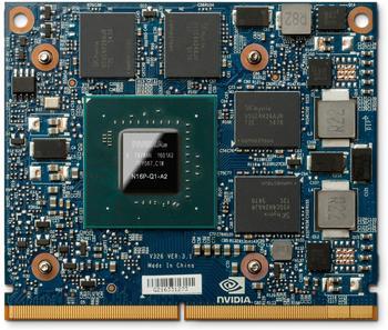 HP NVIDIA Quadro M1000M 2GB GDDR5 (T8W13AA)