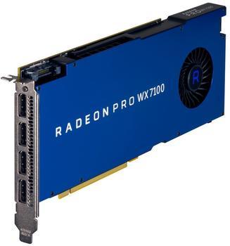 HP Radeon Pro WX 7100 8192MB GDDR5 (Z0B14AA)